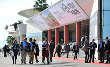 MAPIC 2012 - OUTSIDE VIEW