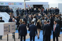 MIPIM 2013 - OUTSIDE VIEW - PAVILION